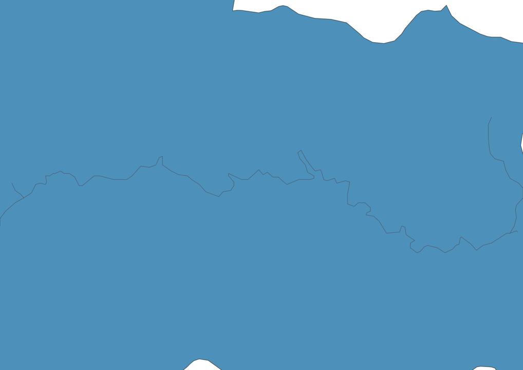 Map of Roads in Bhutan
