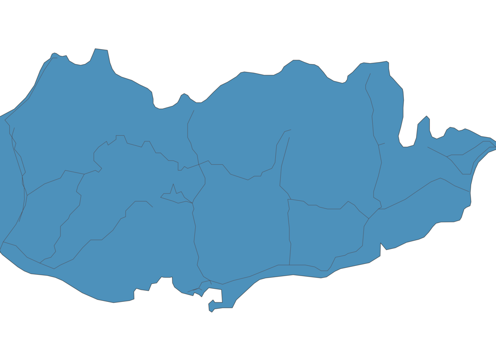 Map of Roads in Cyprus