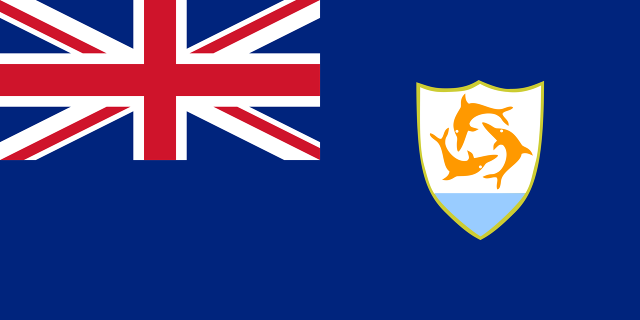 Anguilla flag icon