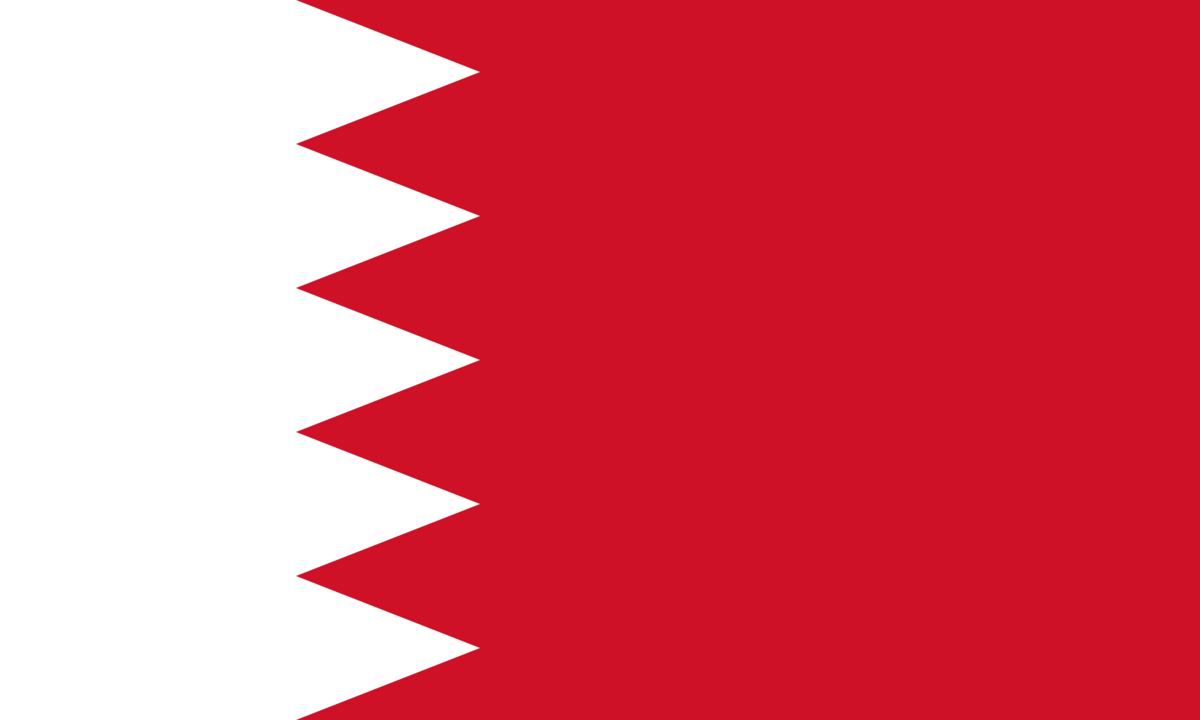 Bahrain flag icon