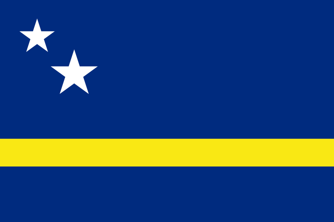 Curacao flag icon