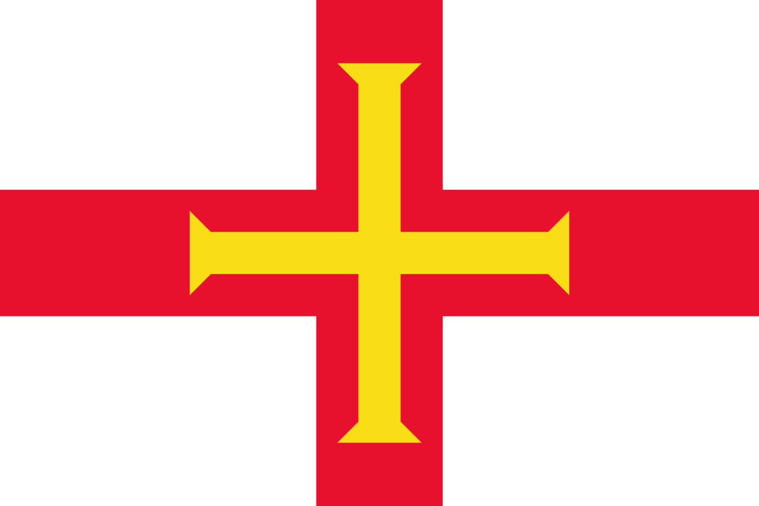 Guernsey flag icon