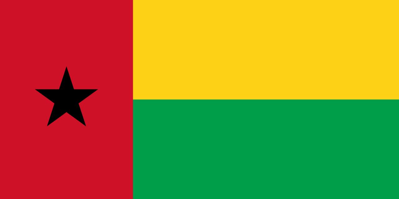 Guinea-Bissau flag icon