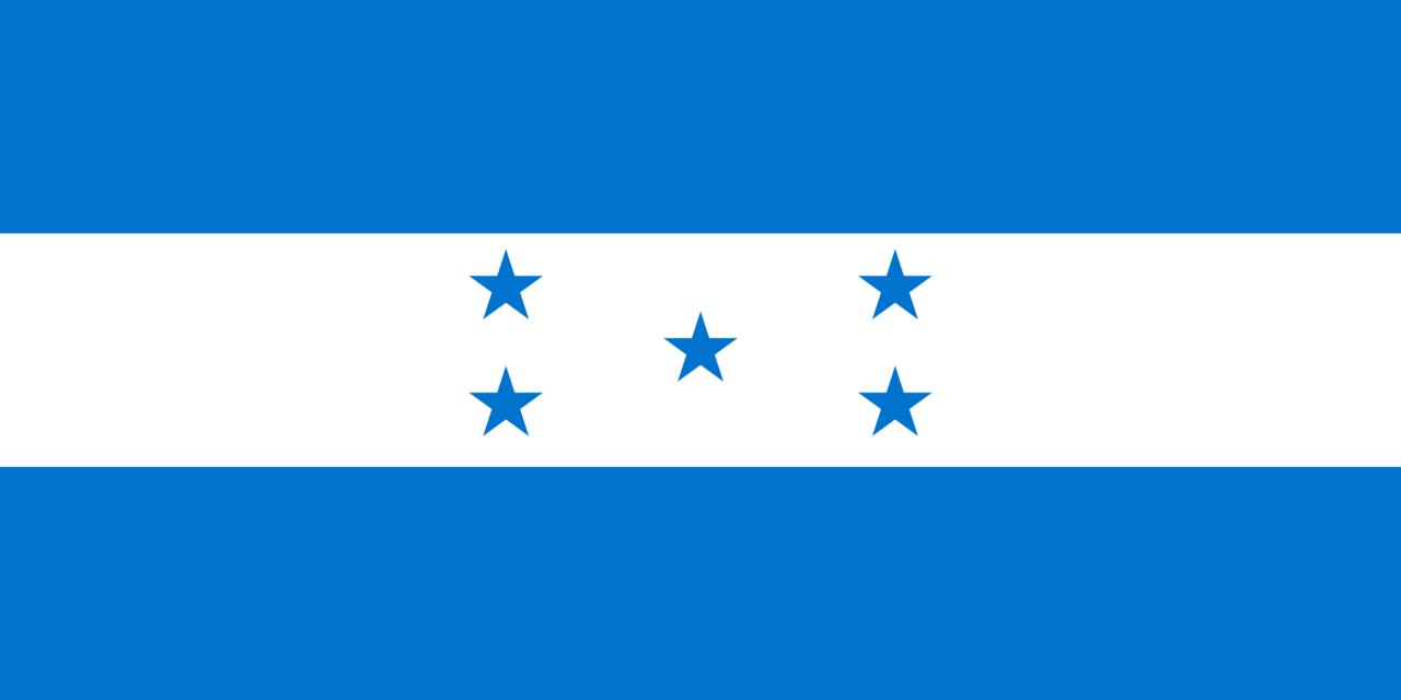 Honduras flag icon