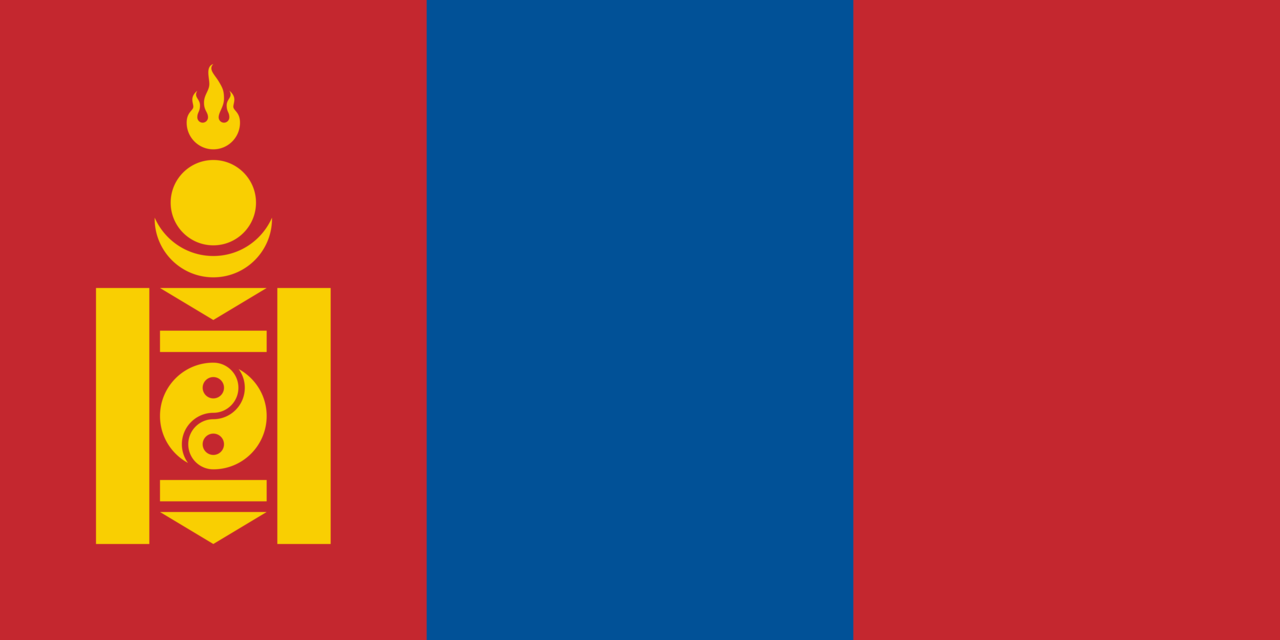Mongolia flag icon