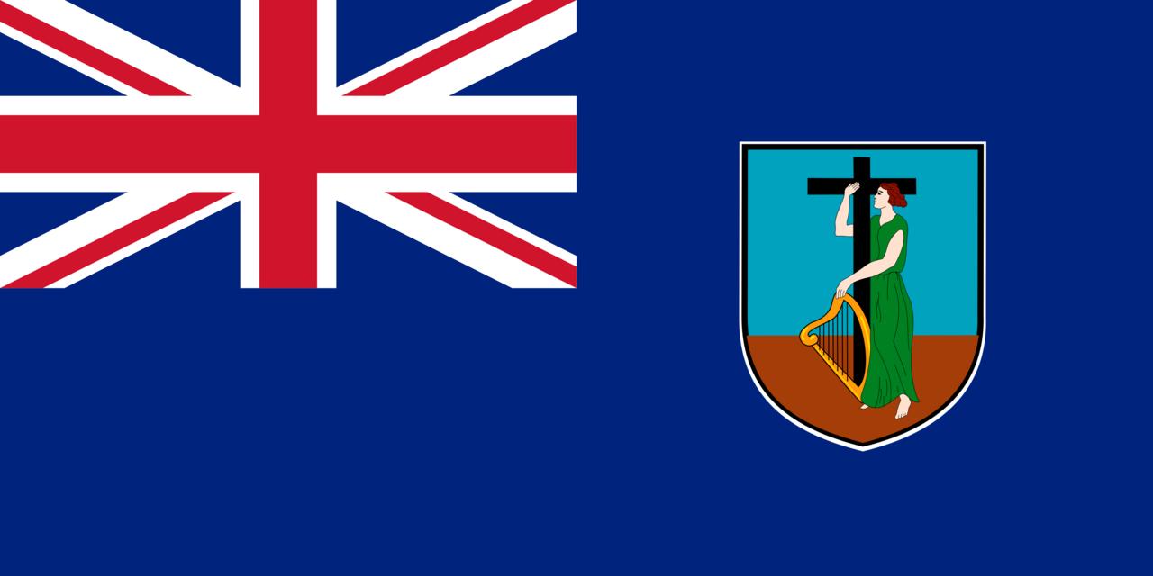 Montserrat flag icon