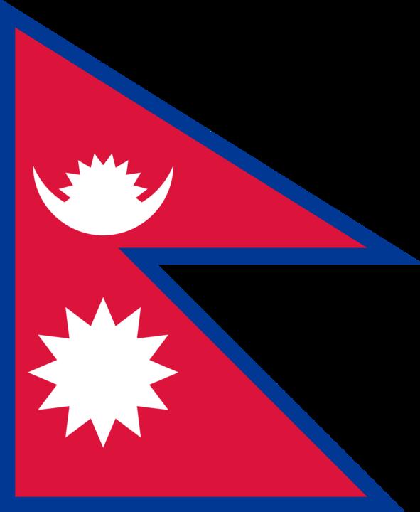 Nepal flag icon