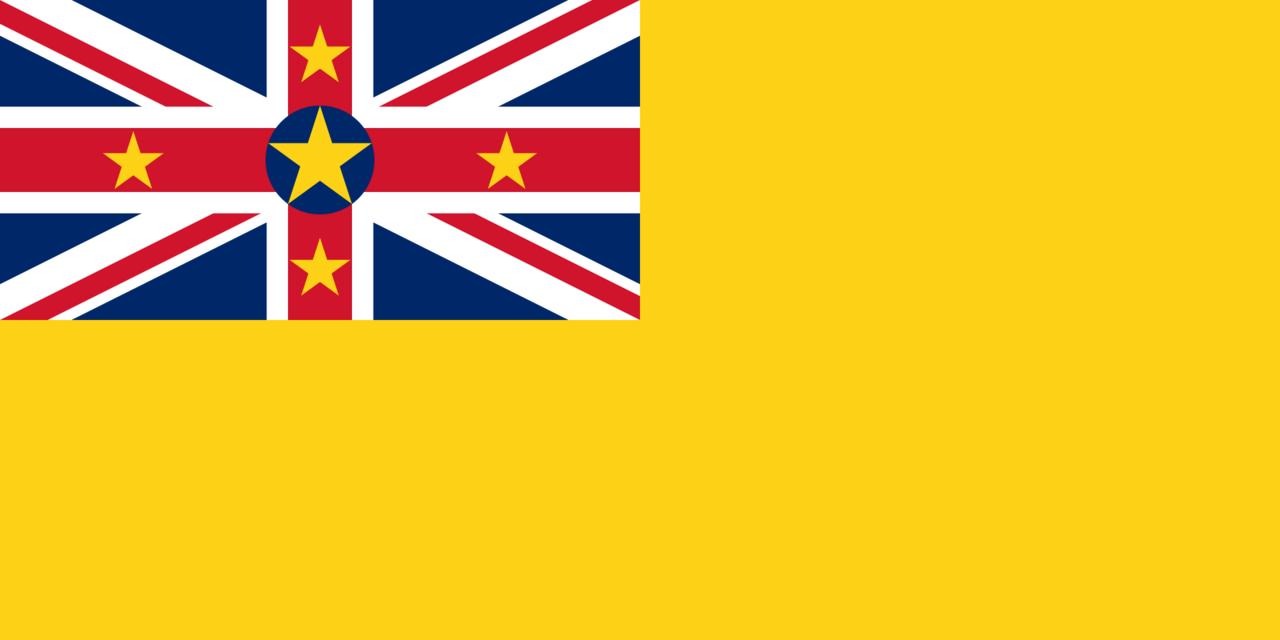 Niue flag icon