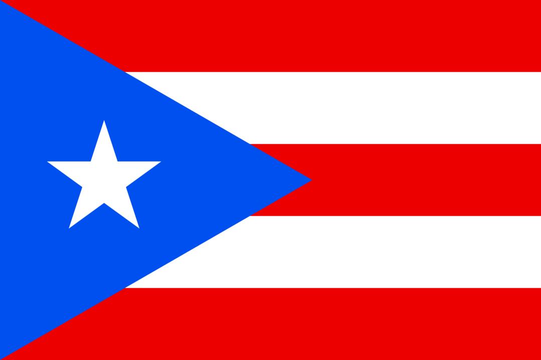 Puerto Rico flag icon
