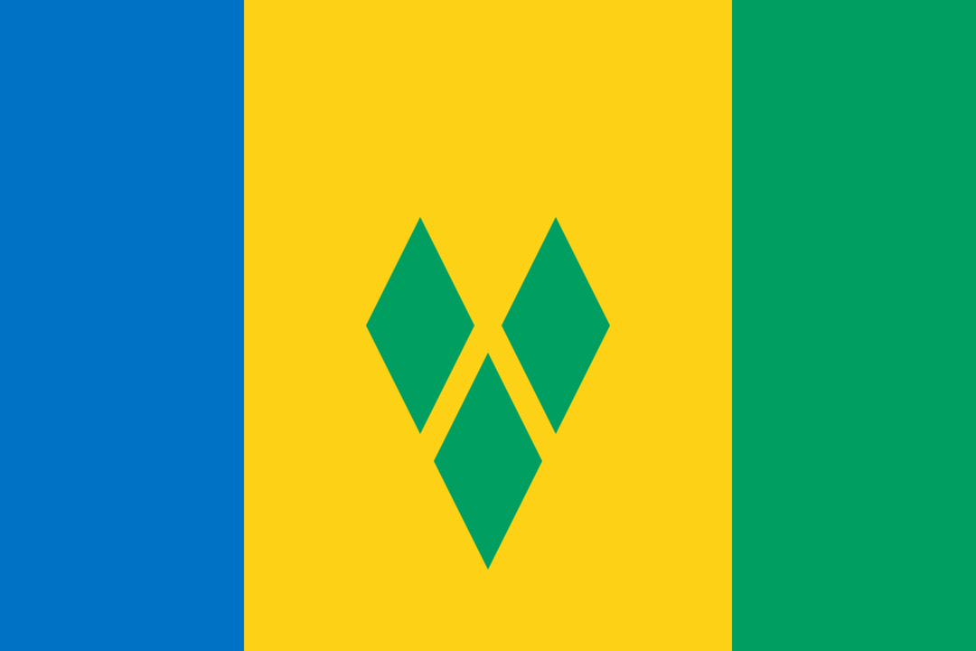 Saint Vincent and the Grenadines flag icon