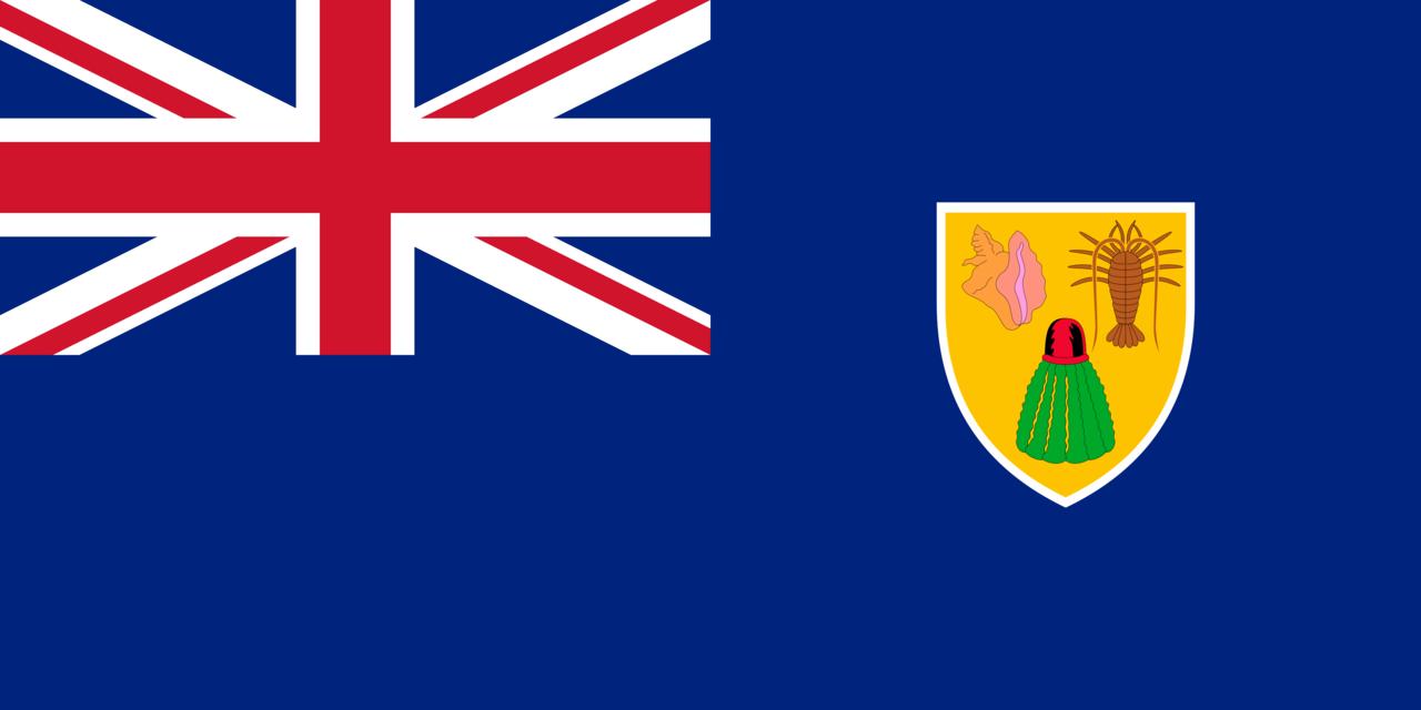 Turks and Caicos Islands flag icon