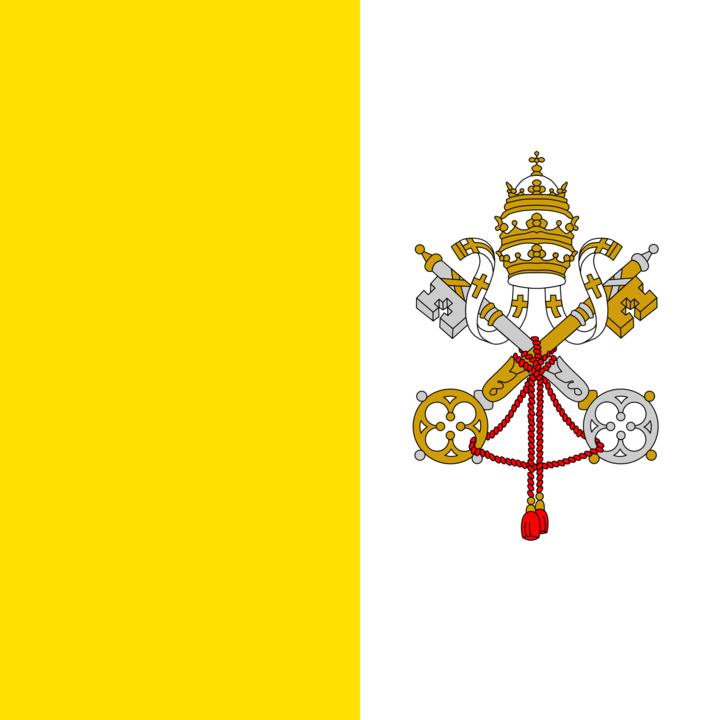 Vatican flag icon