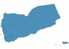 Airports in Yemen Map thumbnail