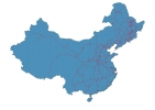 China Train Map thumbnail