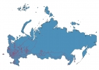 Russia Train Map thumbnail